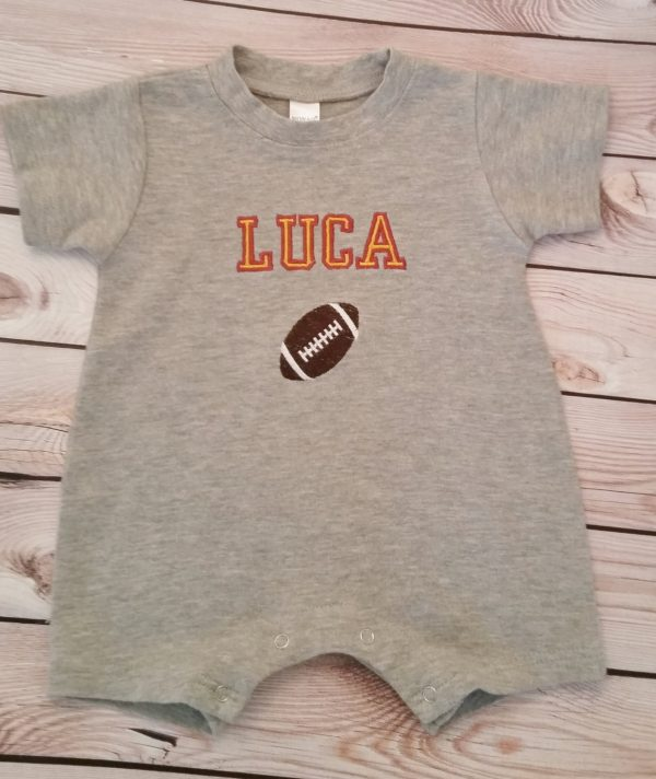 Baby Boy Clothes Baby Boy Personalized Romper