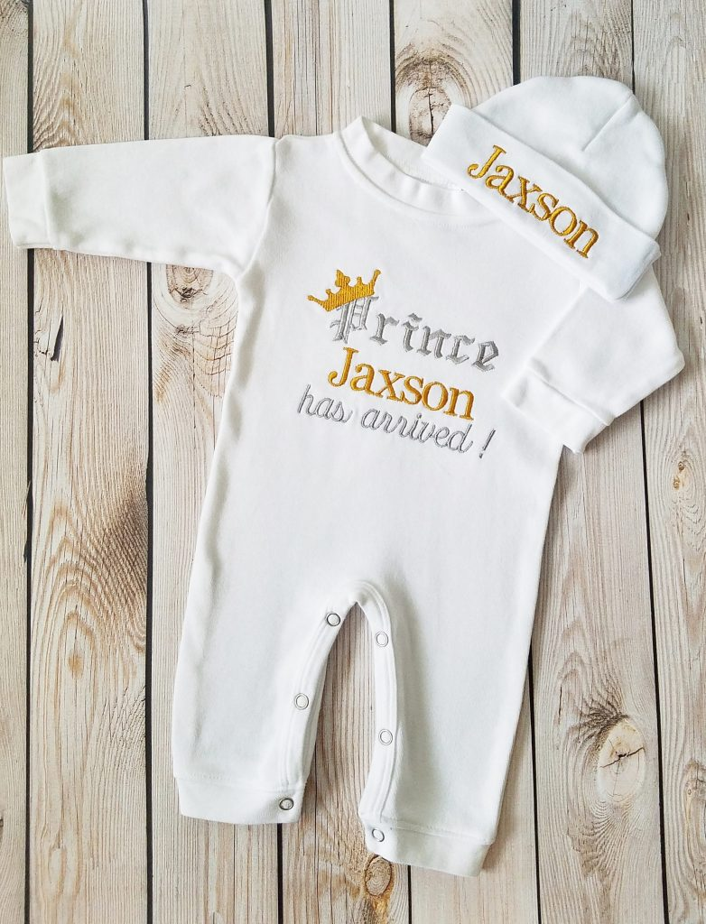 little prince outfit
