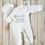 Personalized Prince Outfit Image
